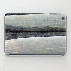 obliterated waveform iPad Case