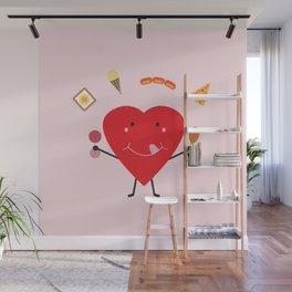 Hungry Heart Wall Mural
