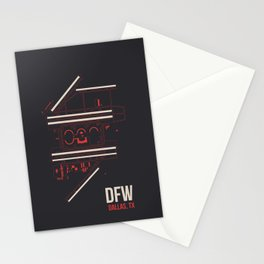 DFW Stationery Cards