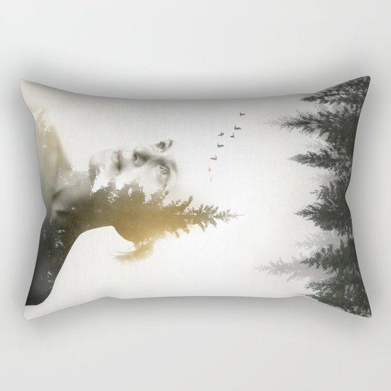 Soul of Nature Rectangular Pillow