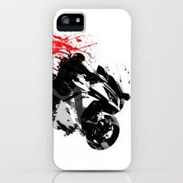 Ninja Motorcycle iPhone Case