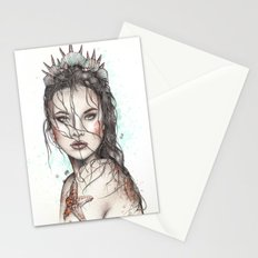 Lost Mermaid Stationery Cards