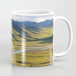 In the steps of Genghis Khan Coffee Mug