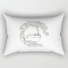 Ginkgo Tree Rectangular Pillow