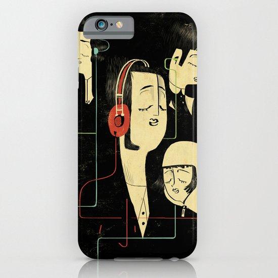乐 Music Lovers / Vintage iPhone & iPod Case