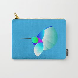 Delightful Hummingbird Carry-All Pouch