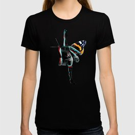 Build a Woman - Cut and Glue · Miss R · the dark side T-shirt