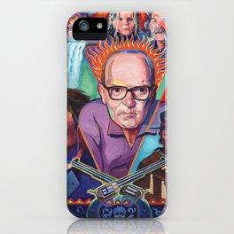 Ennio Morricone iPhone Case