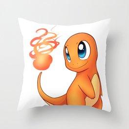 Hot Stuff! Throw Pillow