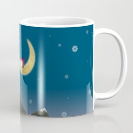 Moon Kitten Coffee Mug