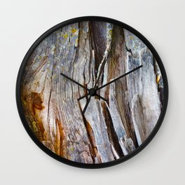 Relic of the Forest Wall Clock