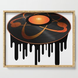 Nuclear Noise Serving Tray