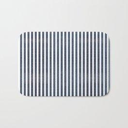 501 ORIGINAL BLUE DENIM STRIPES Bath Mat