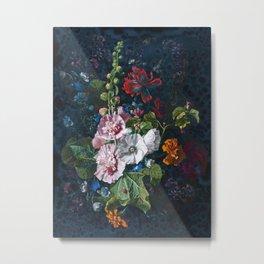 Summer Flowers III Metal Print