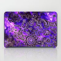 zentangle iPad Cases featuring Zentangle  by ShaMiLa