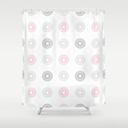 The Magicians Series - Pattern 5 Shower Curtain