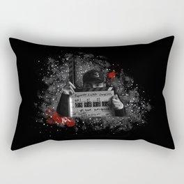 BTS x RM (Change) Rectangular Pillow