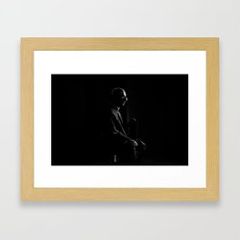 Nostalgic Framed Art Print