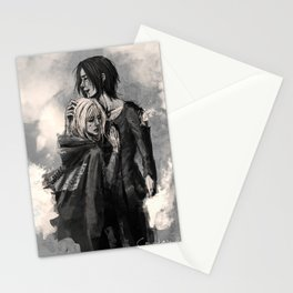 """""""No matter what, I'm on your side."""" Stationery Cards"""