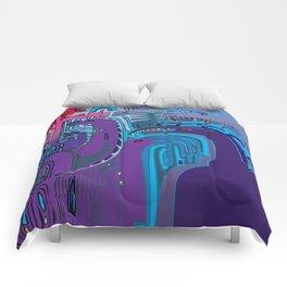 NAMELESS ONE Comforters