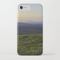 Midnight sun iPhone 7 Slim Case