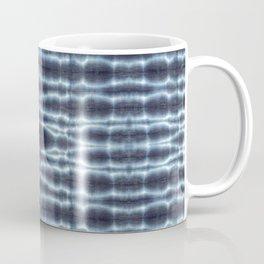 Linen Shibori Stripes Coffee Mug