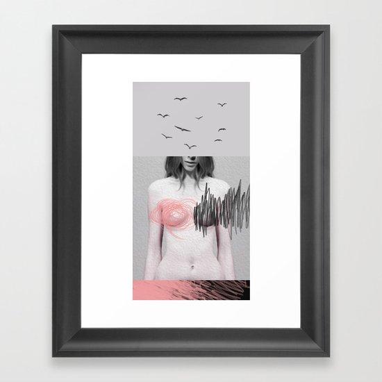 clearance Framed Art Print