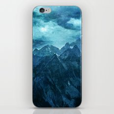 Amazing Nature - Mountains iPhone Skin