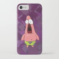 patrick iPhone & iPod Cases featuring patrick by MartinsNM
