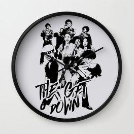 get down on it Wall Clock