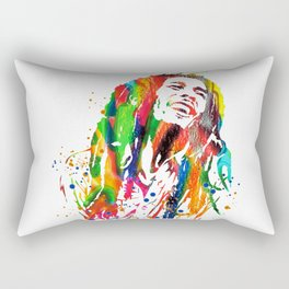 Marley poster Rectangular Pillow