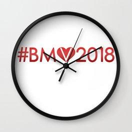 #BeMyValentine2018 fill Wall Clock