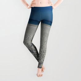 A Peaceful Day At A Marvelous Gulf Shore Beach Leggings