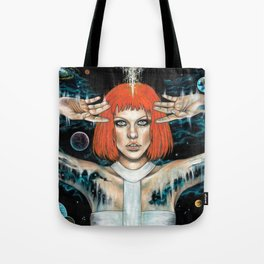 Leeloo Dallas Tote Bag
