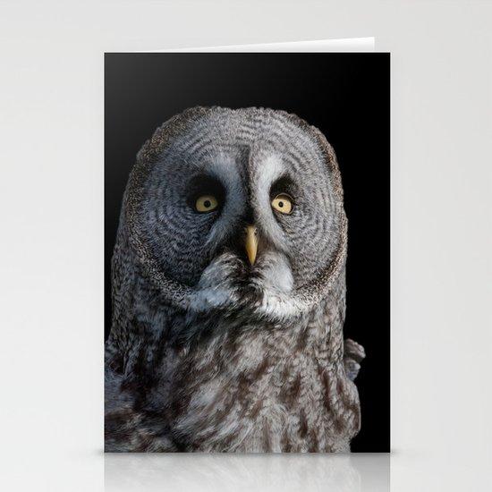 GREY OWL Stationery Cards