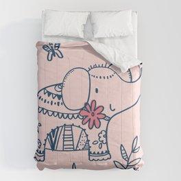 Cute Elephant Comforters