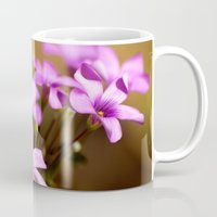 flora Mugs featuring Flora  by MVision Photography