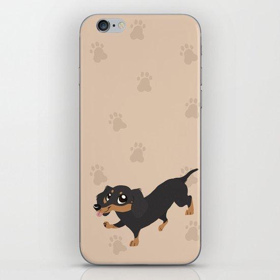 Dachshunds iPhone & iPod Skin
