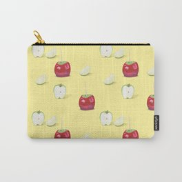 Toffee Apples Pattern Carry-All Pouch