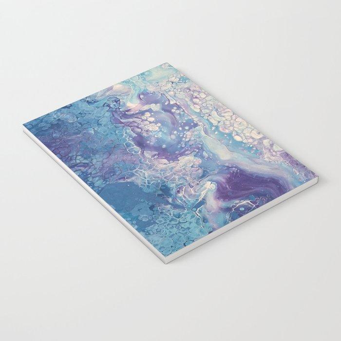 Fluid No. 21 Notebook