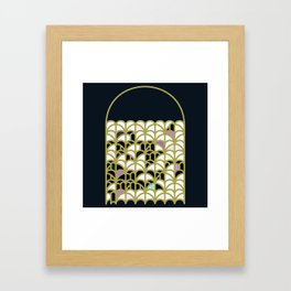Nuvo gost hill Framed Art Print
