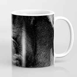 Black eye Coffee Mug