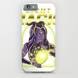 Light Magic iPhone Case