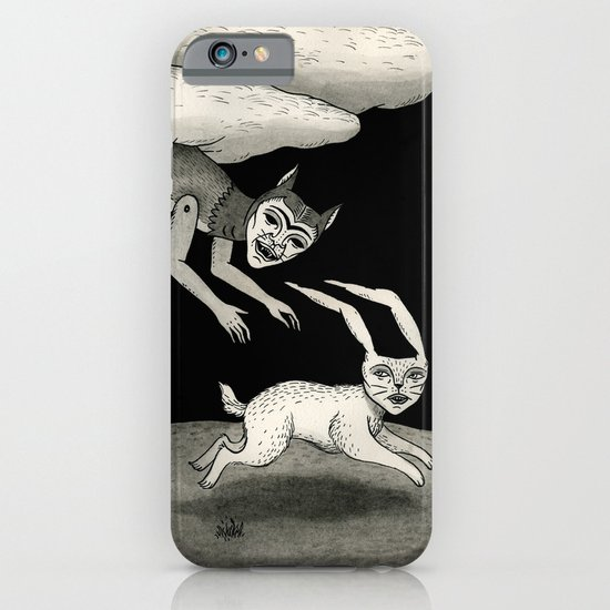 The Abduction iPhone & iPod Case