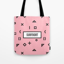 SURFBORT Tote Bag