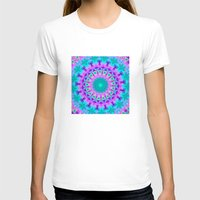 kaleidoscope T-shirts featuring Kaleidoscope by Sylvia Cook Photography