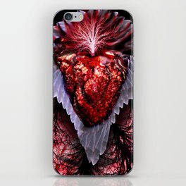 Love Is Pain iPhone Skin