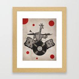 Anthropomorphic N°24 Framed Art Print