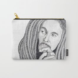 Marley - Word Art Carry-All Pouch