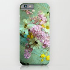 country flowers iPhone 6s Slim Case